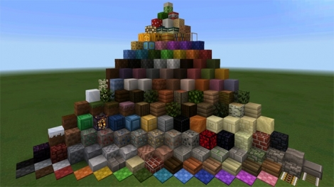 Mad Pixels Textures for MCPE 1.0.0/1.0.4