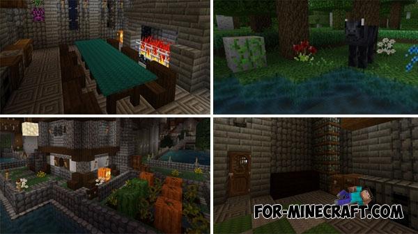 Alvoria's Sanity Textures (Minecraft PE 1 0 5)