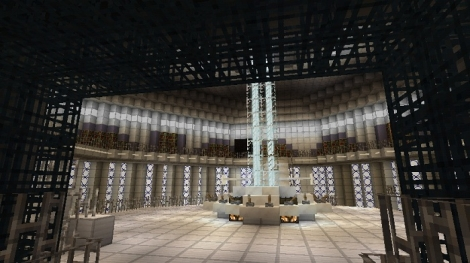 Tardis mod for Minecraft PE 1.0.5