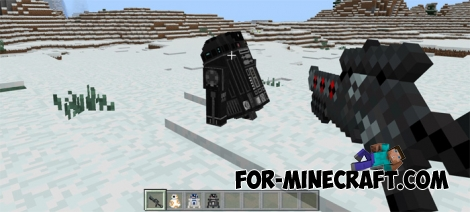 Star Wars addon (MCPE 1.0/1.1)