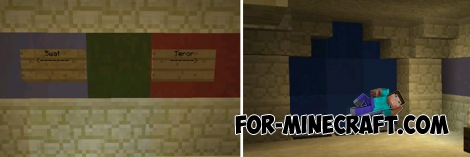 De Dust Counter Strike map for Minecraft PE