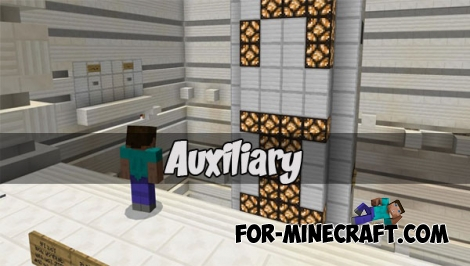 Auxiliary map (Minecraft PE 1.1.0.4)