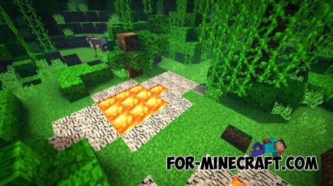 Starky's 3D Textures for Minecraft PE 1.1