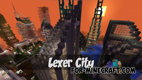 Lexer City v3 for Minecraft PE