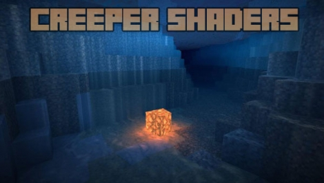 Creeper Shaders (Minecraft PE 1.1)