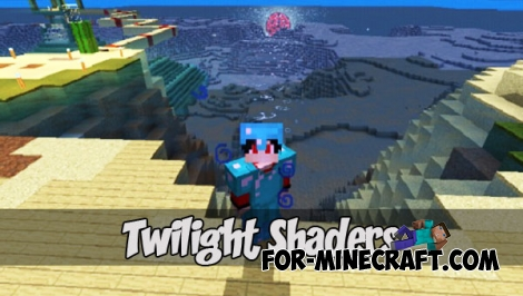 Twilight Shaders (Minecraft PE 1.1.0.9+)