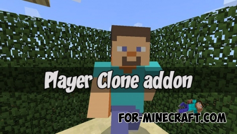 Player Clone addon (PE 1.1+)