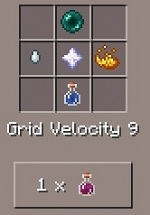 The Flash mod (MCPE 1.0/1.1)