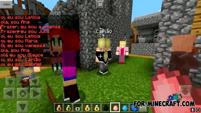 minecraft sims mod download free