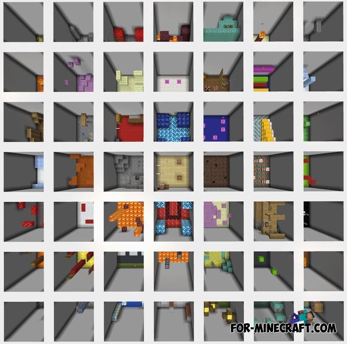 49 Parkour Levels (Minecraft PE)
