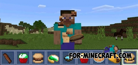 Mods Collection (28 mods!) for Minecraft PE