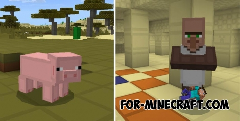 3t3 Textures for Minecraft PE 1.1