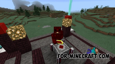 Blood Magic PE mod (Minecraft PE)