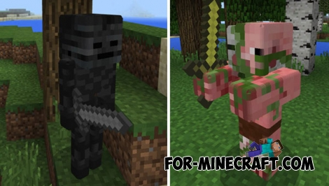 Smoother Animals for MCPE 1.1.1
