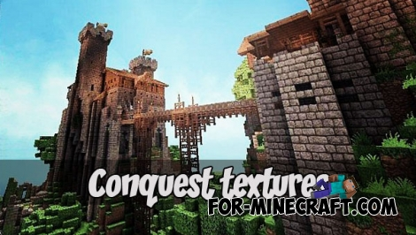 Conquest textures (MCPE 1.1)