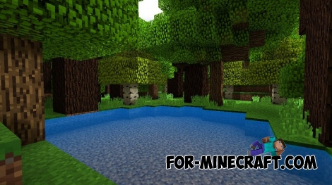 S&K PE shader for Minecraft PE 1.1