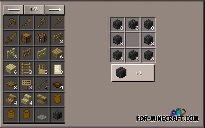 Medieval Craft RG mod (Minecraft PE) - v1.0.1 | 700 x 438 jpeg 109kB