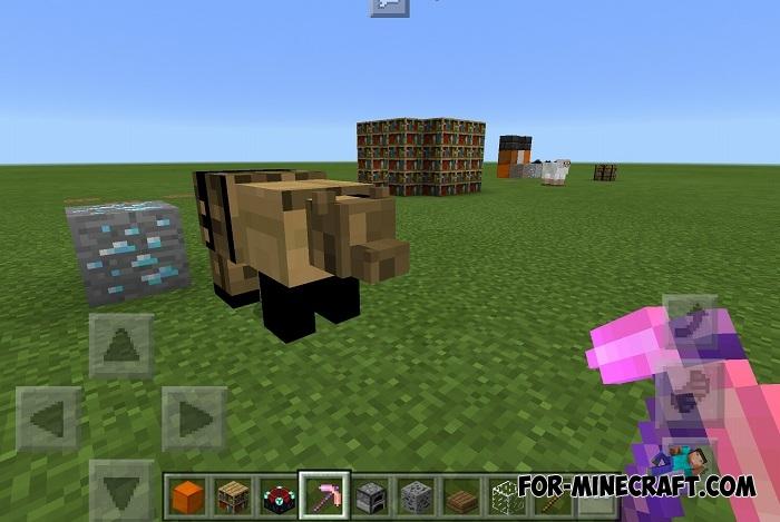 Medieval Craft RG mod (Minecraft PE) - v1.0.1 | 700 x 469 jpeg 194kB