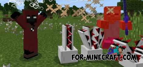 Entity 404 for Minecraft Pocket Edition