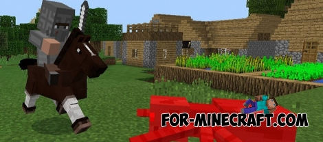 Hardcore Mobs for Minecraft PE 1.1.3
