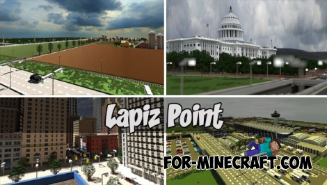 Lapiz Point (Minecraft PE 1.1)