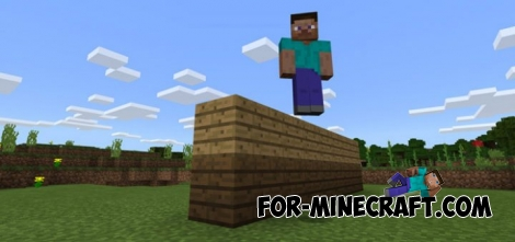 Improved Gravity for Minecraft PE 1.2