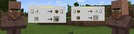 Better Storage addon for Minecraft PE