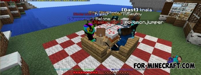 Elite Master Builder server for Minecraft PE