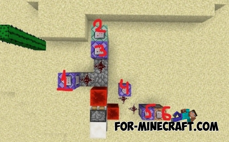 How to make a working shower in Minecraft (+Map)
