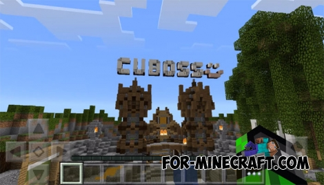 Cuboss Servers for Minecraft PE 1.1