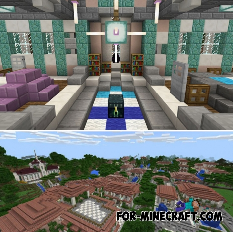 The City of Romna (MCPE 1.2+)