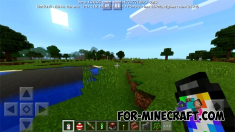 Trolling Fireworks addon for Minecraft PE 1.2+