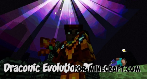 Draconic Evolution PE mod v1.7 Release for Minecraft PE