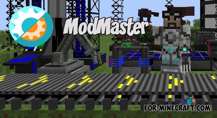 mod maker for minecraft pe download