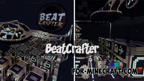 BeatCrafter -  Make music in Minecraft PE