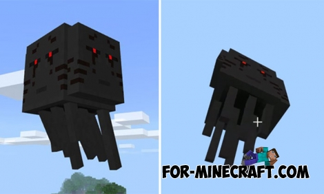 Minecraft Story Mode Boss for MCPE 1.2