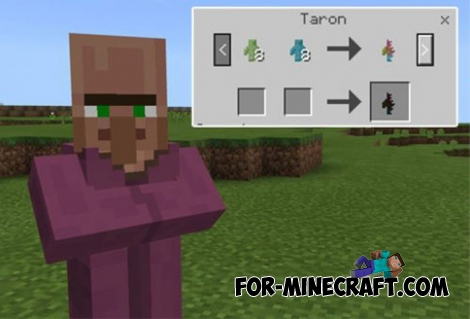 More Totems addon for Minecraft PE