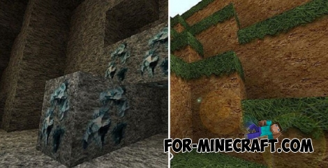 Life HD textures for Minecraft PE 1.2+