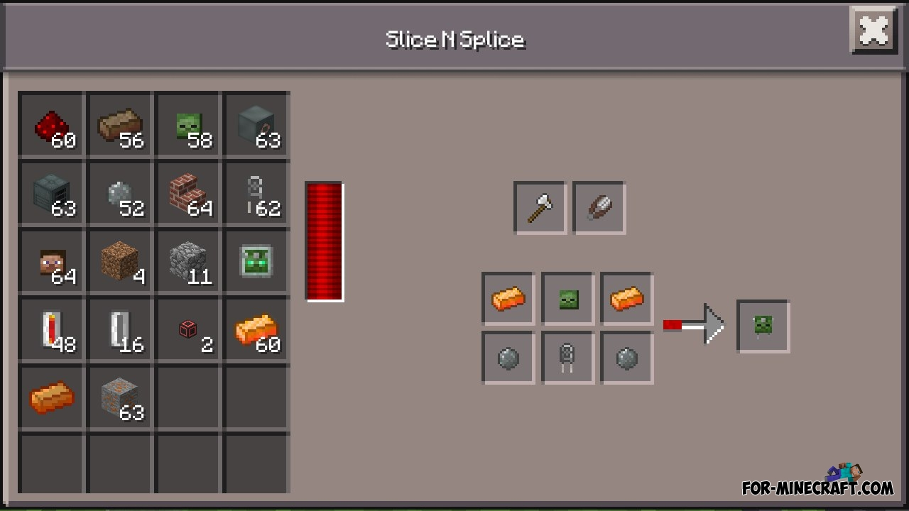 minecraft solar panel recipe