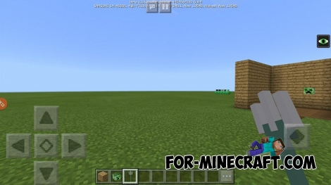 Trident addon for Minecraft PE 1.2