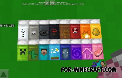 Decorative Beds for Minecraft Bedrock (PE) 1.2