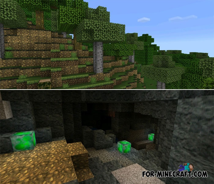 Fallout Texture pack for MCPE
