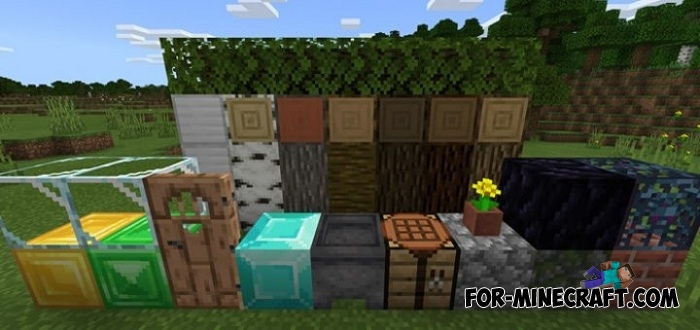 Updated Vanilla Textures V3 Minecraft 1 13 For Mcpe 1 2 1 9