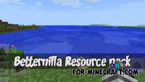 Betternilla Resource pack for Minecraft PE 1.2