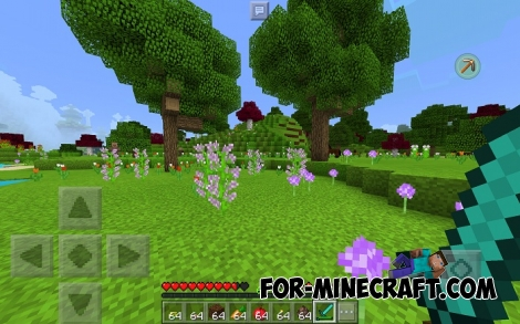 Summer Dream Texture pack for Minecraft PE