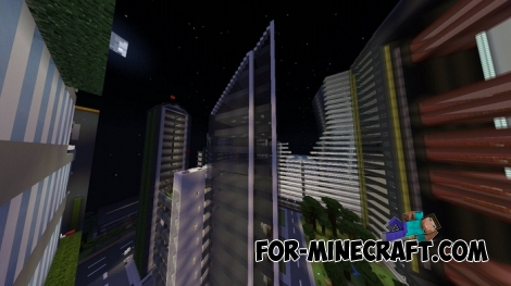 Avrin City for Minecraft PE Bedrock