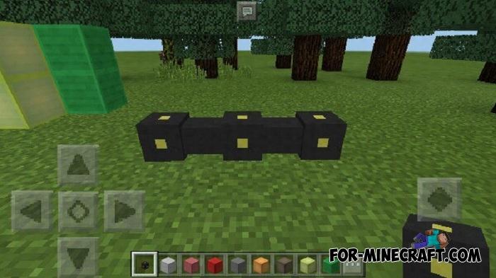 Ender IO mod v1 0 for Minecraft PE (Bedrock)