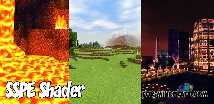 Shaders for Minecraft PE » Page 8
