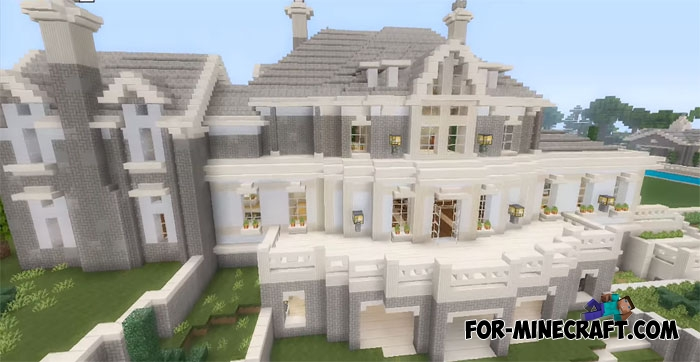 minecraft royal palace map download