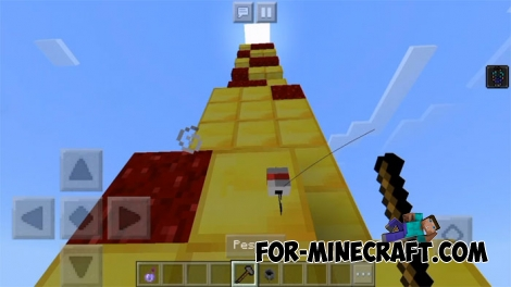 Getting Over It map for Minecraft Bedrock (MCPE)